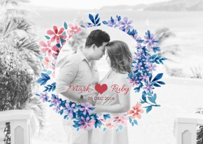 Mark and Ruby - Wedding Website | www.markrubywedding.com