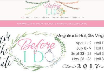 Before I Do Bridal Fair | www.beforeidobridalfair.com